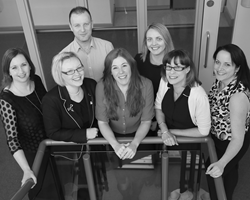 health and social care recruitment team