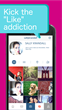 WAGING WAR ON LIKES: New App that Blocks Likes Will Change How Social...