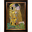 In Los Angeles art lovers purchase more of Gustav Klimt's 'The Kiss' on overstockArt.com than any other.