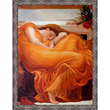 In San Francisco, Frederic Leighton's 'Flaming June' is a best-seller on overstockArt.com.