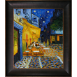 In Chicago, art lovers choose Vincent van Gogh's 'Café Terrace at Night' most when shopping on overstockArt.com