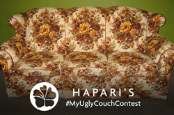 Ugly Couch Contest
