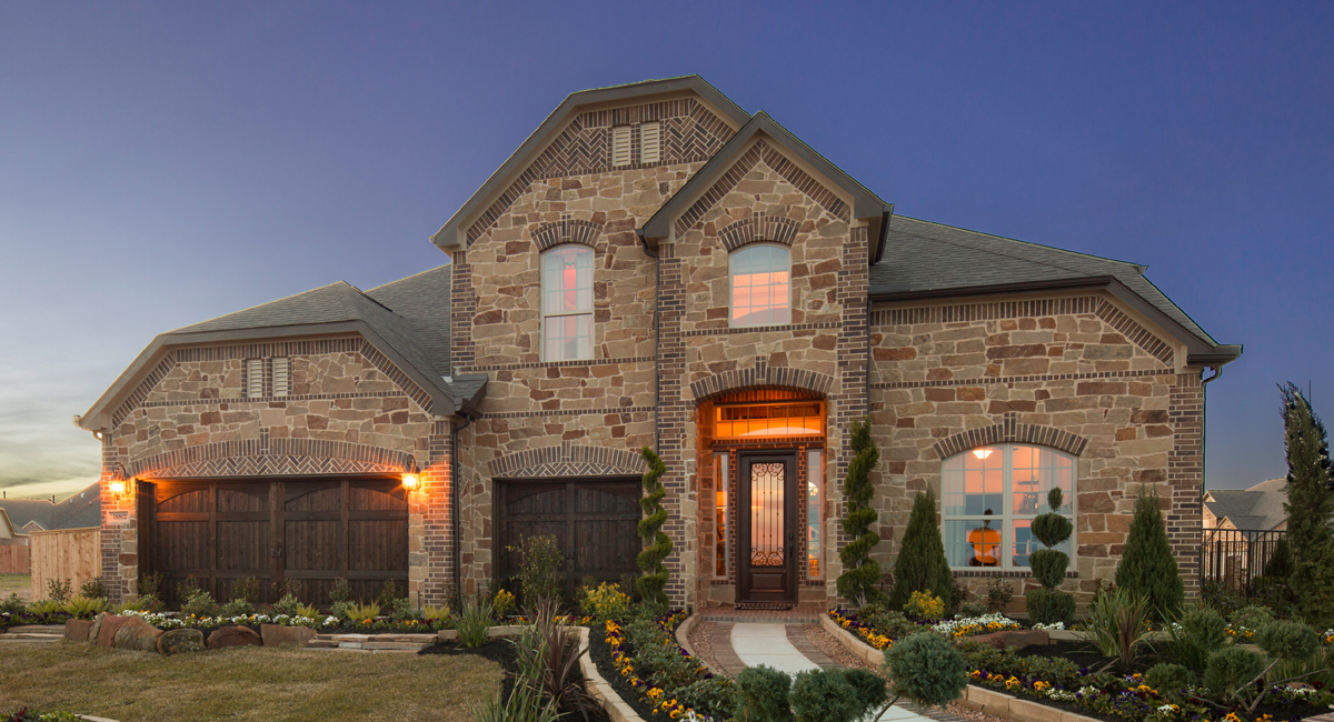 Houston luxury home builder announces new model home in for Small home builders houston
