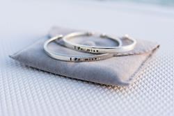 I promise bracelet