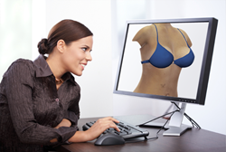 bodySCULPT® 3D Simulated Before and After Breast Photos