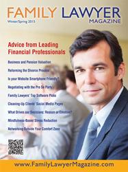 Family Lawyer Magazine, Winter-Spring 2015