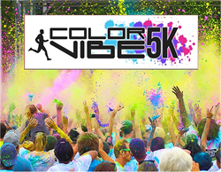 The highly anticipated Coachella Valley Color Vibe 5K in La Quinta California