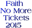 Faith No More (FNM) Tickets in Vancouver, Seattle, Portland, San...