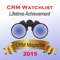 CRM Watchlist Lifetime Achievement Award