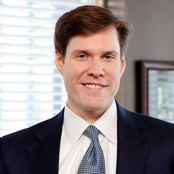 Andrew Moak, Esq., of Farris, Riley & Pitt, LLP