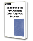 Expediting the FDA Generic Drug Approval Proces