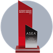 "ASEA Receives ""Values Award"" from Network-Karriere"