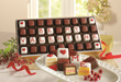 The Swiss Colony makes petits fours for every season and holiday.
