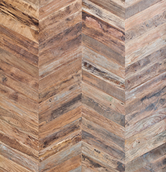 Pioneer Millworks Teak products are milled from certified FSC® Recycled 100% Teak to exacting industry standards for nail down installation and easy of on-site finishing.