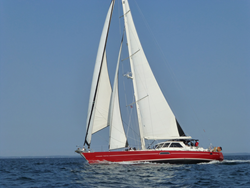 Mustang - Sailing Charter Yacht offered by Select Yachts