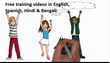 Education Platform at Zero Cost for Students with Interactive Video...