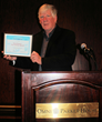 Author David Hearne Wins Literary Award for His Novel, 'The Christmas Special'