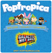 "First New Poptropica Island of 2015 Debuts: ""Galactic Hot Dogs Island"""