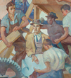 Historic Rochester WPA Murals Photographed for New Documentary by 217...