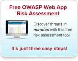 OWASP Web App Risk Assessment