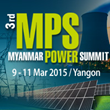 Myanmar's Union Minister of Electric Power to address 3rd Myanmar...