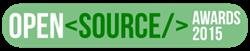 UK Open Source Awards 2015