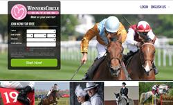 Horse Racing Winners Circle Dating