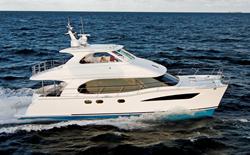 Horizon Power Catamarans PC52