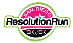 San Diego Resolution Run 15K and 5K