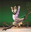 Sunday, March 8, 2015, at 3:00pm, The Gordon Center for Performing Arts presents The Columbia Orchestra and Kinetics Dance Theatre in Peter and the Wolf