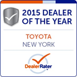 Westchester Toyota is New York's Toyota Dealer of the Year