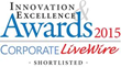 Dydacomp Shortlisted for Corporate LiveWire Innovation & Excellence Awards