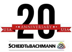 Scheidt & Bachmann, 20th Anniversary