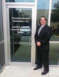 Timeshare Broker Associates Managing Broker Jason Connolly