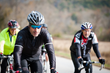 Off the course: Internationally acclaimed cyclist George Hincapie rides with The Cliffs' Members through the Blue Ridge Mountains. Hincapie serves as Director of Cycling for The Cliffs.
