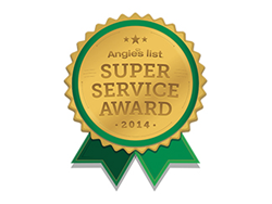 Sir Grout Atlanta Receives Angie's List Super Service Award