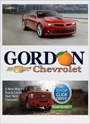Augusta's Gordon Chevrolet Dynalog cover
