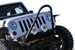 Transamerican Auto Parts Poison Spyder Customs Jeep 4x4s KC lights Super Swamper tires
