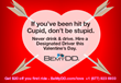 BeMyDD Announces Valentine's Day Promotion for New Customers