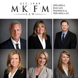 DuPage Family Law Attorneys at Mirabella, Kincaid, Frederick & Mirabella, LLC earn 2015 Super Lawyers Recognitions