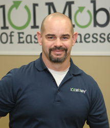 Rob Yeager, General Manager of 101 Mobility of Knoxville