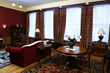 Martin Mason Hotel Suite Deadwood Hotel Room South Dakota which hosted Chris Soules
