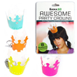 Awesome Party Crowns from Stupid.com