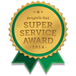 """Giroud Tree and Lawn Earns Angie's List """"Super Service Award"""" for the..."""