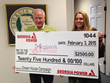 "Megan's House ""Dream House"" Capital Campaign Received a Donation from Georgia Power"
