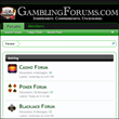 World's Leading Gambling Experts Launch GamblingForums.com