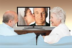 Touchtown Digital Entertainment for Senior Living