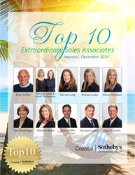 Coastal Sotheby's International Realty Extraordinary Sales Associates