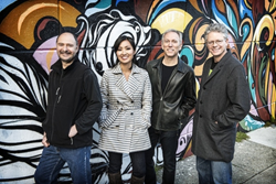 Kronos Quartet continues to musical push boundaries at the Osher Marin JCC on Sunday March 22, 2015