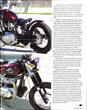Chromed Out Magazine Article on 1968 BSA page 2